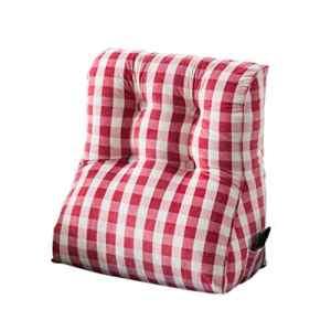 Jstyal968 Yalztc-zyq16 Canapé de Coin de lit de Voyage Gonflable/Pente d'oreiller de lit/arrière portatif (Couleur : B, Taille : 50 * 30 * 60CM)