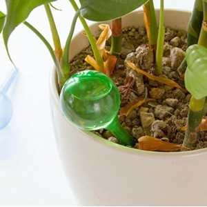 Prevently Globes d'arrosage, DE Nouveaux Creative Appareil d'arrosage Automatique Plante d'intérieur Pot de Fleurs Ampoule Globe Jardin Maison d', Colour C
