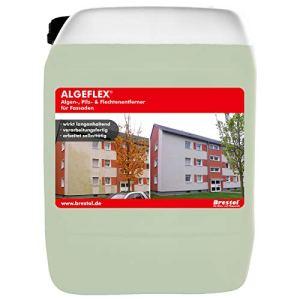 algeflex (10L) verarbeitungsfertig + robinet 51MM–— vert Produit d'élimination Ponds (anti-adhesif Psoriasis algicide algicid algenex –Original brestol