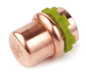 bouchon à sertir – pour tube cuivre – diamètre 12 mm – comap 5301vw12