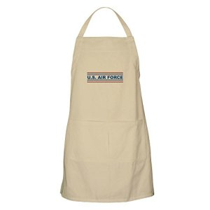 CafePress Tablier de Barbecue US Air Force Kaki