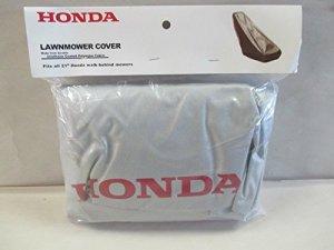 Honda 08p59-ve2–000Ah Universel Tondeuse avec Housse Rouge Logo