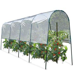 Probache – Serre à tomates 6 m