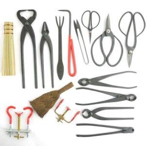 ThinkBamboo bonsaï Master Kit d'outils 16 pièces