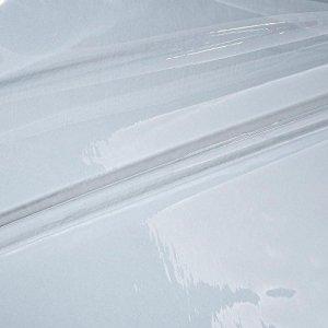 MAURER 5540204 Rouleau Nappe Toile Cirée 140 cm X 20 m Transparent