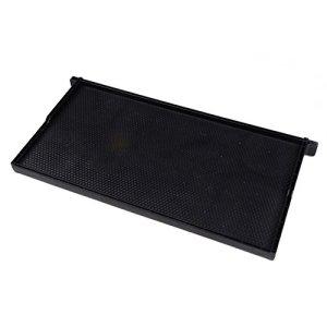 Plastique Noir Nest Cadre avec peigne Fond de teint APIs Mellifera 48x 23