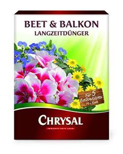 Chrysal Engrais Beet & engrais longue durée balcon 300g, perle