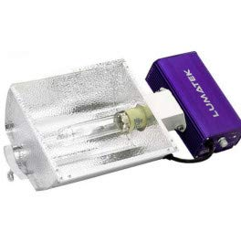 Kit Aurora CMH 315W LUMATEK – ballast + réflecteur + ampoule – Lumatek