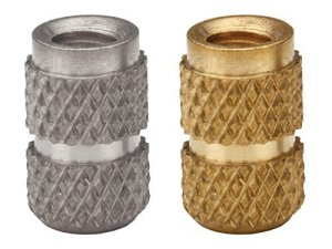 Ochoos Lot de 3 000 inserts filetés IBC 256-4/6/8/10/12 en acier inoxydable PEM standard 256-12