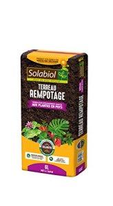 Solabiol TEREMPO6 Terreau Rempotage | Utilisable en Agriculture Biologique, 6L, 6 L