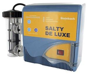 Steinbach Système d'eau salée Multicolore Salty de Luxe P4, Professionnel, 1L, 018250