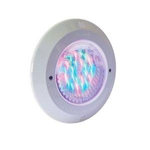 Fluidra 45640–Point de lumière PAR56RGB V2DMX. Fixation STD. Enjoliveur ABS
