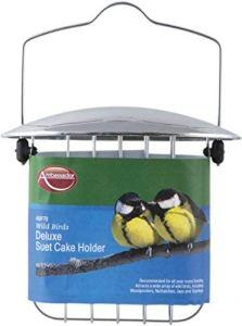 Ambassador oiseaux sauvages Deluxe Porte-gâteaux de graisse (329512)