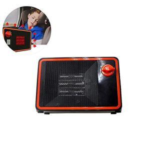 ATpart Portable de Voiture chauffages 24V-350W