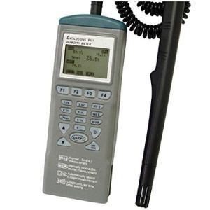AZ9651 Interface Testeur de Température à main Hygromètre Enregistreur de données