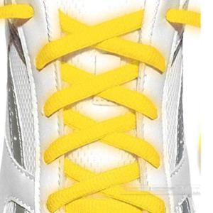 Chaussure de sport en lacets de chaussures de sport colorées avec lacets