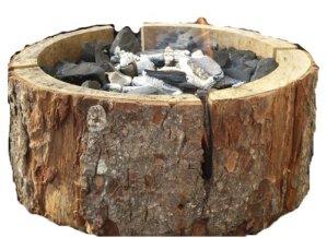 ECO GRILL Barbecue autonome nomade écologique et naturel (Taille XL) à usage unique