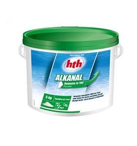 Hth Correcteur TAC alcalinité Piscine- 5kg