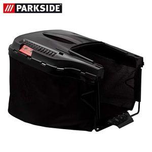 Lidl IAN 297201 Corbeille à gazon avec indicateur de niveau et poignée de transport pour tondeuse Parkside PRM 1800