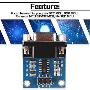 Momorain Module de convertisseur RS232 vers TTL COM Carte de Port série MAX232CSE Puce de Transfert Atmega16 1pcs MAX232CSE en Stock