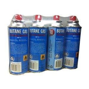 Sobazar – Lot de 4 Cartouches recharge gaz 227g MSF-1a