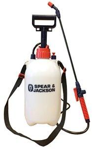 Spear & Jackson Pulvérisateur à pompe – 5L