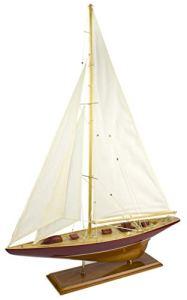 Nauticalia J-Class Yacht Marron 65 cm