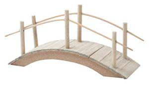 Mini-pont en bois, 11cm