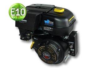 WilTec LIFAN 190 Moteur Essence 10kW (13,6CV) 25.4mm 420ccm pour Kart avec démarreur électrique