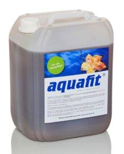 Aquafit–purement biologique Extrait pour étang d'entretien, naturel clair pour compost de natation, naturel et de poisson bassin avec pompe de bassin ou micro filtre 1000 Liter