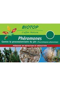 Biotop – Phéromone Processionnaire du Pin (2 capsules)