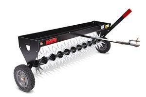 Brinly Hardy Aérateur pour Tracteur Tondeuse SAT-40BH