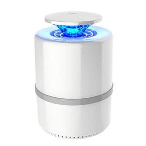 Colo Photocatalyseur de moustiques USB Tueur de moustiques Inhalé Maison Non-Radiation Économie d'énergie Bébé Enceinte LED