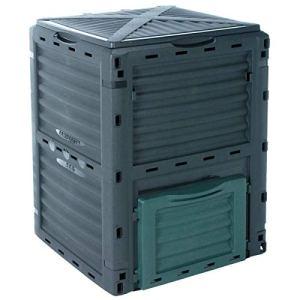 Composteur de jardin – fabriqué en Europe 300l