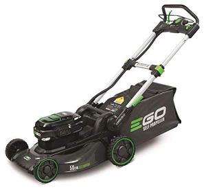 Ego Tondeuse à Batterie autopropulsée Power + LM 2024E-SP – 50 cm – Brushless