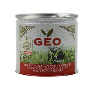 Geo Graine à Germer Luzerne Brun 9,9 x 9,9 x 18 cm