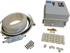 M&M's M S & 581007 Kit de Nébulisation Moyenne Pression avec Pompe + 20 Buses