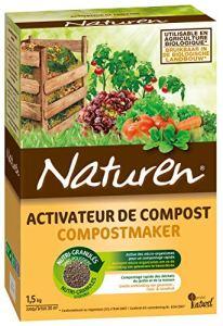 Naturen Activateur de Compost Biologique Enrichi en Azote – 1,5 kg NAT-ACTCOMP