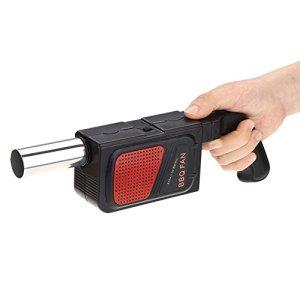 Portable De poche Électricité BBQ Ventilateur D'air pour Barbecue Feu Soufflets En Plein Air Pique-Nique Camping Cuisson Briquet Outils