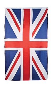 Amscan International Ltd – Drapeau Anglais – 150 x 90 cm