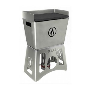Barbecue Pellet transportable Grilly By Linea VZ