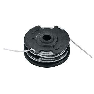 Bosch F016800351 Recharge et bobine de fil intégrée 6 m Ø 1,6 mm pour coupe-bordures