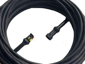 Câble Transformateur pour Husqvarna Automower Robot Tondeuse à Gazon – Basse Tension Câble – pour Modèles: 220 AC 230 ACX 260 ACX Solaride Hybride – 3 metre [10 feet]