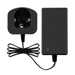 Exmate Chargeur Multivolt pour Batterie Ryobi 7.2V 9.6V 12V 14,4V 18V Ni-MH/Ni-Cd (pas pour batterie au lithium)