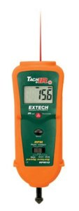 Extech RPM10 Tachymètre avec thermomètre infrarouge