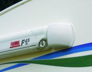 Fiamma Spoiler polar white (Design: für Markisen bis 4 m)