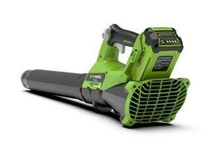 Greenworks Souffleur axial sans fil sur batterie 40V Lithium-ion (sans batterie ni chargeur) – 2400807