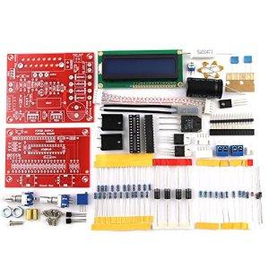 KKmoon 0-28V 0.01-2A DIY Kit DC Alimentation Réglable/ Affichage LCD /Protection contre Court-Circuit et Limiteur de Courant