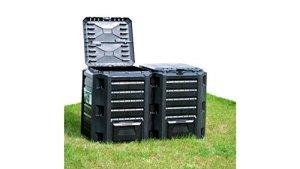 Module composteur Noir 800l