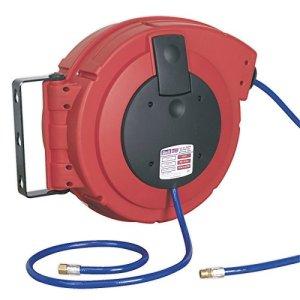 SEALEY sa895rétractable tuyau d'air Bobine robuste Mécanisme, 10m, diamètre 10mm ID PU tuyau